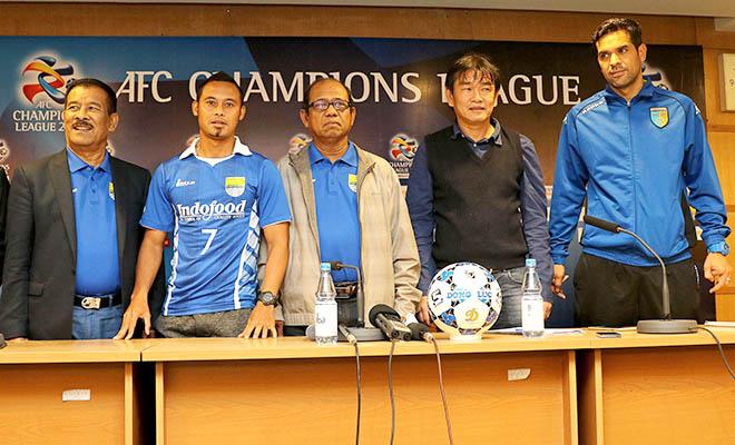 Vòng sơ loại AFC Champions League 2015 (18h00 ngày 10/2), Hà Nội T&T – Persib Bandung: Đá vì thương hiệu