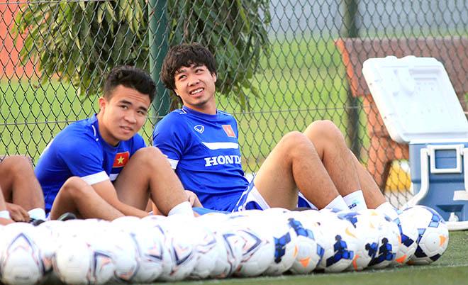 Tiền đạo Công Phượng: 'Tôi muốn đá chính ở đội tuyển Olympic Việt Nam'