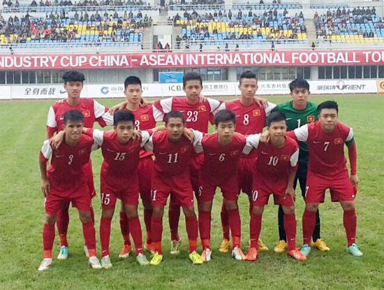 Chia điểm cùng U16 Malaysia, đội dự tuyển U15 Việt Nam giành vé vào chơi trận chung kết