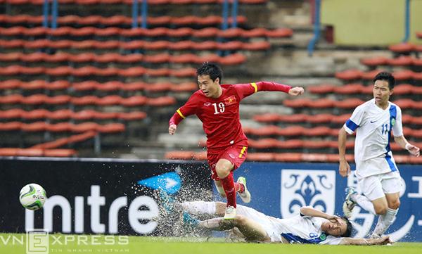 Thắng đậm Macau 7-0, Olympic Việt Nam mở rộng cơ hội giành vé vào VCK U23 châu Á 2016