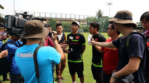 """HLV Toshiya Miura (U23 Việt Nam): """"Chúng ta an tâm tiến đến SEA Games 28"""""""
