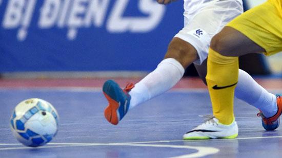 Kết quả bốc thăm và xếp lịch thi đấu giai đoạn 2 - Giải Futsal Quốc gia 2015