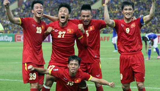 Chương trình hoạt động của Đội tuyển Quốc gia năm 2015