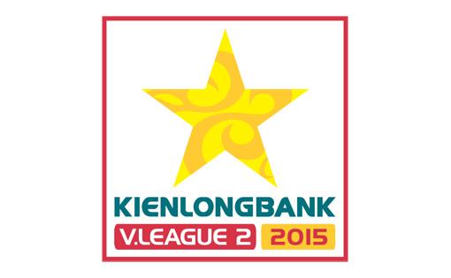 Bảng xếp hạng Giải HNQG Kienlongbank 2015