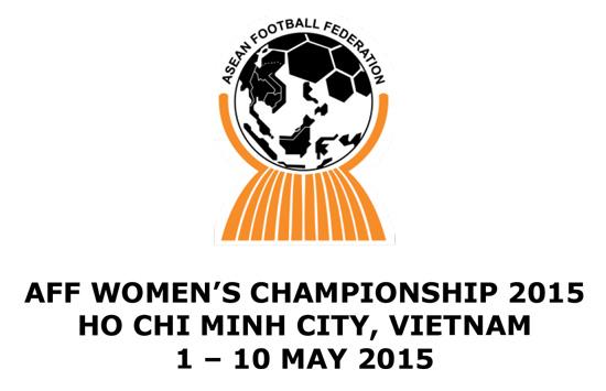 Lịch truyền hình trực tiếp các trận đấu giải bóng đá nữ vô địch Đông Nam Á 2015