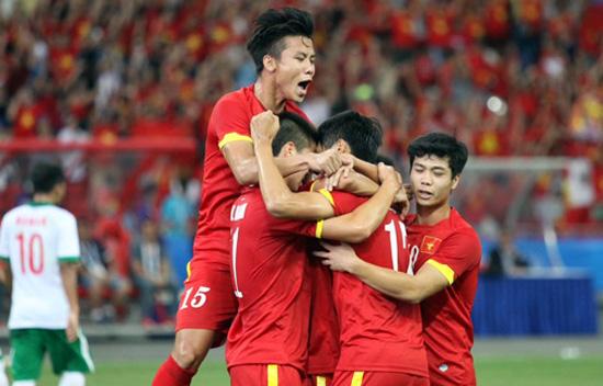 Football Channel Asia bầu 4 tuyển thủ U23 Việt Nam vào đội hình tiêu biểu