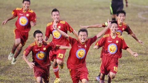 Kết thúc vòng bảng U17 QG báo Bóng đá – cúp Thái Sơn Nam 2015: Sức mạnh tuyệt đối của ĐKVĐ PVF