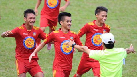 Khép lại vòng bảng U17 QG Báo bóng đá: Ấn tượng từ những cái tên