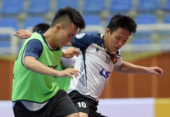 VCK giải Futsal các CLB châu Á 2015: Thái Sơn Nam đặt kỳ vọng sẽ vượt qua vòng bảng