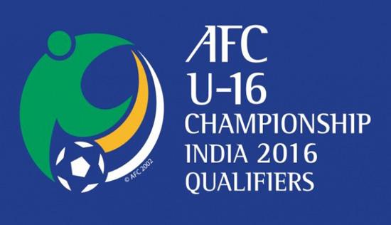 Lịch thi đấu Bảng J - Vòng loại U16 châu Á 2016