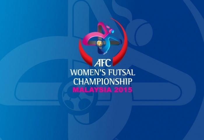 Lịch thi đấu giải vô địch Futsal nữ châu Á 2015