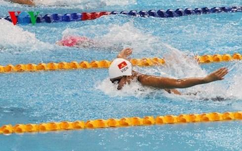 Về sau 'Quý bà thép', Ánh Viên giành HCB 400m hỗn hợp Cúp thế giới