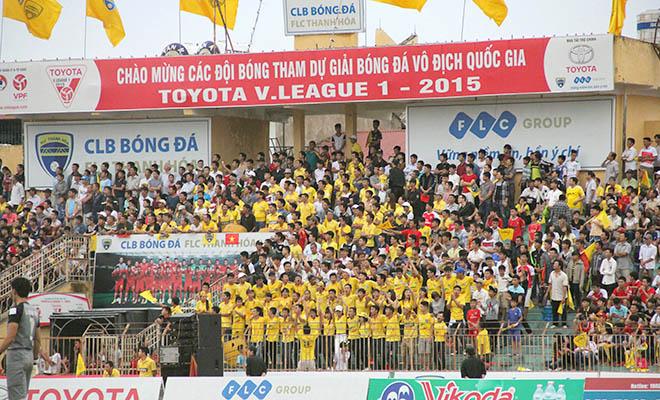 Hội CĐV Bóng đá Thanh Hóa quyết đổi mới vì mùa giải 2016