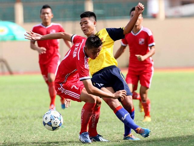 Kết quả vòng loại U21 QG- Báo Thanh Niên 2015 (Ngày 11/10): Bình Định giành vé đầu tiên vào VCK