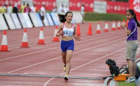Thể thao nhân ngày 20-10: Tóc dài mà mê thể thao