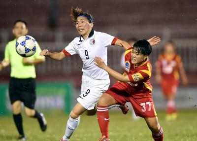 Khai mạc bóng đá nữ Quốc tế TP.HCM 2015: Myanmar, TP.HCM thắng đậm trận ra quân