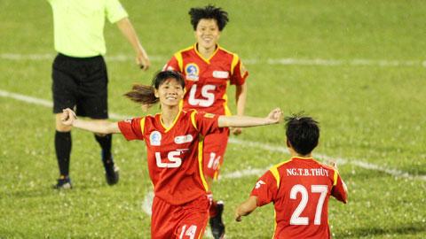 Giải bóng đá nữ quốc tế TP.HCM 2015: Chủ nhà có thể thử lửa các cầu thủ trẻ