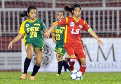 Giải bóng đá nữ Quốc tế TP.HCM 2015: ĐT Myanmar và chủ nhà TP.HCM cạnh tranh chức vô địch