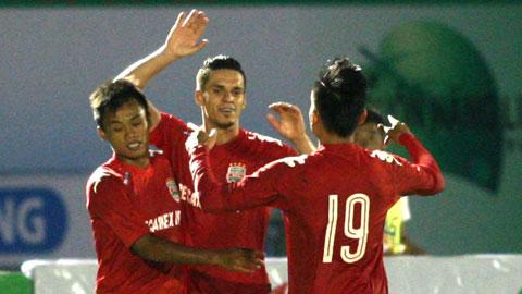 Yadanarbon bị xử thua 0-3, B.Bình Dương bị cầm chân ở BTV Cup 2015