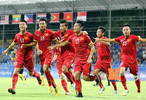 [Dự kiến] Kế hoạch hoạt động của Đội tuyển U23 Quốc gia năm 2016