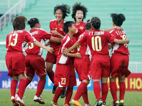 [Dự kiến] Kế hoạch hoạt động của Đội tuyển U19 nữ Quốc gia năm 2016