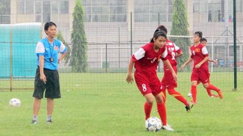 [Dự kiến] Kế hoạch hoạt động của Đội tuyển U16 nữ Quốc gia năm 2016
