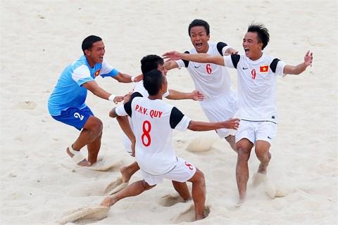 [Dự kiến] Kế hoạch hoạt động của ĐT bóng đá bãi biển QG năm 2016
