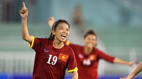 Nữ Tiền đạo Huỳnh Như: Khát khao giấc mơ vàng