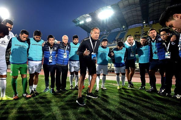 Buriram vô địch Thái Lan lần thứ ba liên tiếp