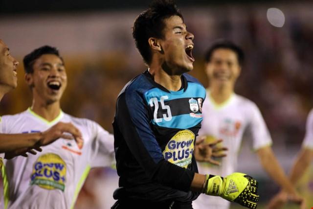 Trần Đình Minh Hoàng: Của hiếm của bóng đá Huế tại U.23 Việt Nam