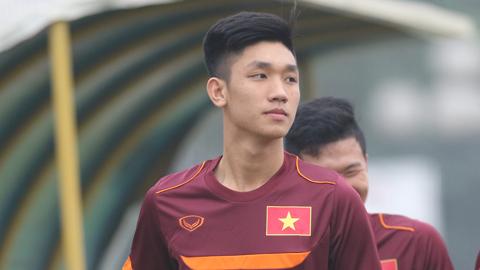 Gương mặt U23 Việt Nam - Nguyễn Trọng Đại: Lính mới để dành của HLV Miura