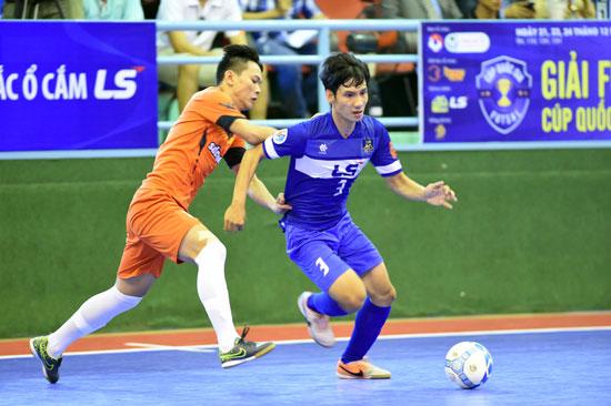Khai mạc Giải Futsal Cúp Quốc gia 2015: Hấp dẫn và bất ngờ!