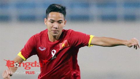 """Gương mặt U23 Việt Nam – Nguyễn Hữu Dũng: """"Cú nã đại bác"""" với cảm hứng Paul Scholes"""