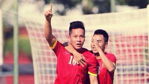 Gương mặt U23 Việt Nam - Tiền đạo Lê Thanh Bình: Tiểu tướng làm việc lớn