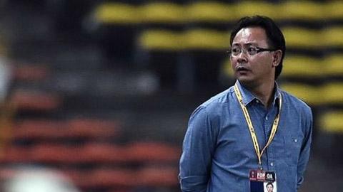 Ong Kim Swee giữ chức HLV Malaysia sau 5 tháng tạm quyền
