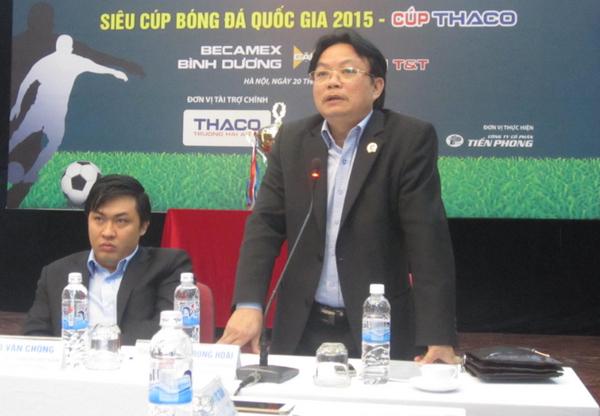 Sân Thanh Hóa mở cửa tự do trận tranh Siêu cúp Quốc gia 2015