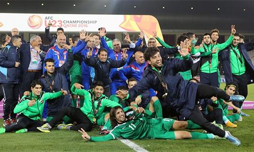 VCK U23 châu Á 2016: U23 Iraq giành vé dự Olympic 2016