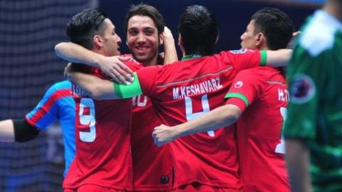 Futsal Iran lần thứ 11 vô địch giải châu Á