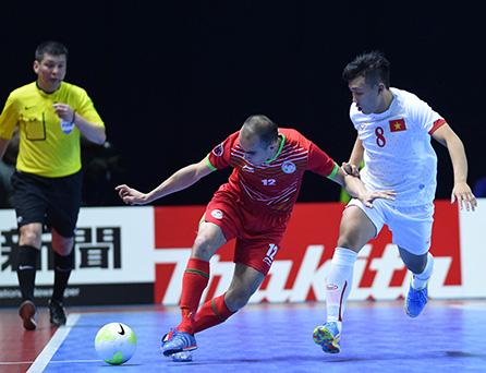 Lịch thi đấu và kết quả VCK Futsal châu Á 2016