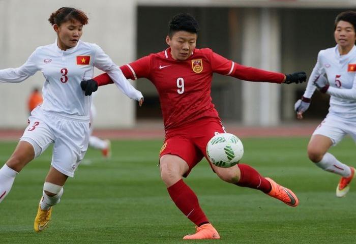 VL thứ 3 bóng đá nữ Olympic Rio 2016: Việt Nam thất thủ 0-2 trước Trung Quốc trận mở màn