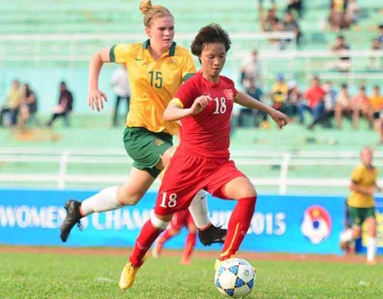 VL thứ 3 Olympic Rio 2016, 14h35 hôm nay (2/3): ĐT nữ Việt Nam gặp ĐT nữ Australia
