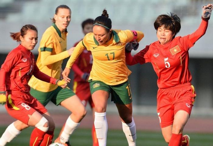 VL thứ 3 bóng đá nữ Olympic Rio 2016 (2/3), Australia – Việt Nam: 9-0