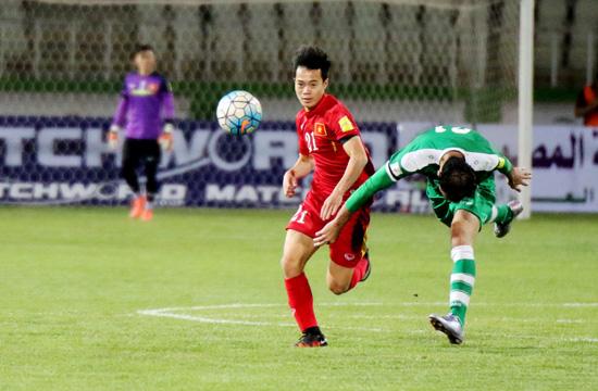 Thua Iraq 0-1, ĐT Việt Nam dừng chân tại Vòng loại World Cup 2018