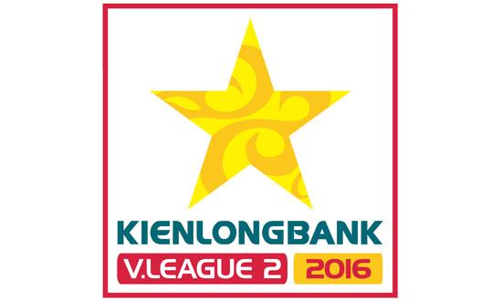 BXH giải Hạng Nhất Quốc gia Kienlongbank 2016