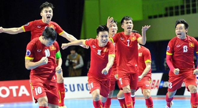 Danh sách ĐT Futsal QG tập trung đợt 2 năm 2016 (thi đấu giao hữu tại Nhật Bản)