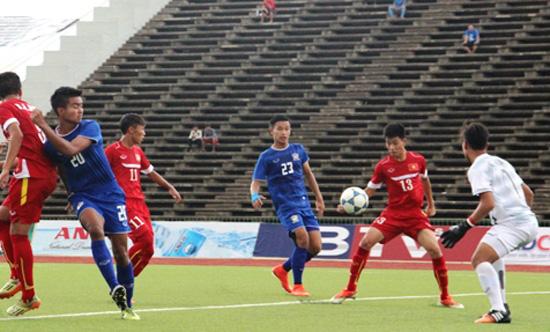 Lịch thi đấu Giải vô địch U16 Đông Nam Á 2016