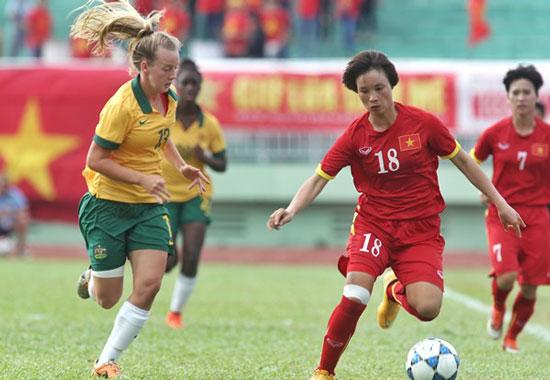 Lịch thi đấu Giải vô địch bóng đá nữ Đông Nam Á 2016