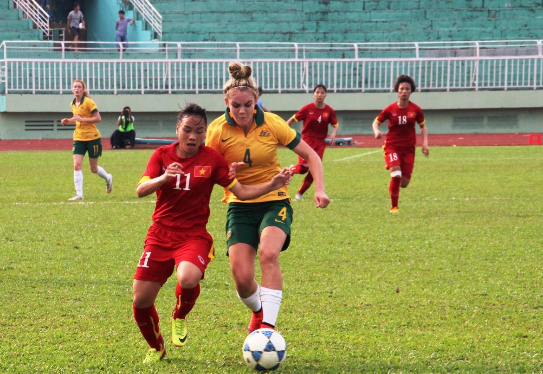 Lịch thi đấu giải bóng đá nữ vô địch Đông Nam Á 2016
