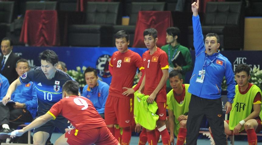 [Dự kiến] Kế hoạch hoạt động của ĐT Futsal Quốc gia đợt 2,3 &4 năm 2016