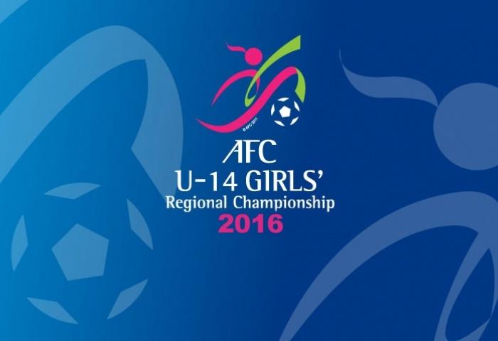 Lịch thi đấu giải bóng đá nữ U14 vô địch châu Á 2016 - khu vực ĐNA